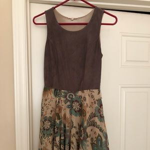 Mystree sleeveless dress
